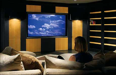 home theater image